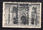 """30479     Belgio,   Tirlemont,  Portail  De  L""""Eglise  N.-D.  Au  Lac,  VG - Tienen"""