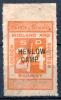 GB Railway Parcel Stamp - Henlow Camp - Grossbritannien
