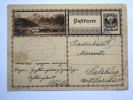1929 AUSTRIA PREPAID POSTCARD TO SALZBURG - Lettres & Documents