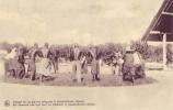 CONGO BELGE = Battage Du Riz Par Les Indigènes à Katako-Kombe - Carte Animée  (Nels) Vierge - Congo Belge - Autres