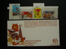 KENYA 1976 TELECOMMUNICATIONS DEVELOPMENT  Issue  FULL SET FOUR Stamps MNH With PRESENTATION CARD. - Kenya (1963-...)