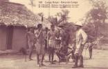 CONGO BELGE = M. Franck, Ministre Des Colonnies En Route - Carte Animée  (vierge) - Belgian Congo - Other