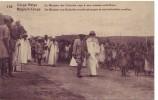 CONGO BELGE = Le Ministre Des Colonies Reçu à Une Mission Catholique - Carte Animée  (vierge) - Belgian Congo - Other