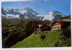 OBERSTEINBERG  Breithorn Tschingelhorn Lauterbr.Wetterhorn  HotelPension Obersteinberg Massenlager Fam. HANS - Österreich