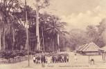 CONGO BELGE = Rassemblement De Travailleurs à Irebu - Carte Animée (Nels Bxl  S.14  N° 104) - Congo Belge - Autres