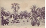 CONGO BELGE = Niemfu - Carte Animée (vierge) - Belgian Congo - Other
