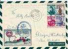 """AUSTRIA/ÖSTERREICH-1956 FREIBALLONS """"OMO"""", 29-IV-1956/PRO JUVENTUTE/15.BALLONPOST/BALLOON/BALLON/GLOBOS - Ballonpost"""