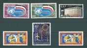 Haute-Volta: PA 5/ 10 **/*/oblit - Haute-Volta (1958-1984)
