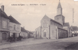 ¤¤ 2 - ROUVRAY - L'église   ¤¤ - France