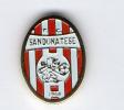 Pq1 F.C. Sandonatese Calcio San Donato Milano Pins Soccer Italy FootBall Pin Gadgets - Calcio