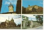157 - SIRAN ( 4 Vues ) L'EGLISE - LA CHAPELLE DE CENTEILLE - L'HORLOGE - Non Classés