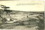Clairvaux.vue Generale De La Maison Centrale. Au Dos Tampon Du 47 Eme Regiment Territorial D´infanterie - Francia
