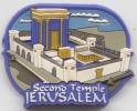 Fridge Magnets JERUSALEM, HOLY LAND - Tourism