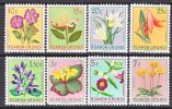 Ruanda-Urundi  114+   **  *  (o)  FLOWERS - Ruanda-Urundi