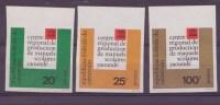 Cameroun   N°369 à 371** N.D Neuf Sans Charniere Education Scolarité - Camerun (1960-...)