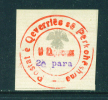 ALBANIA  -  1913  20pa  Mounted Mint (hinge Remainders)  As Scan - Albania