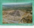 VISTA AEREA DE LA PIRAMID DEL SOL EN SAN JUAN TEOTIHUACAN - Messico