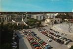 34   LA GRANDE MOTTE   LA NOUVELLE FLORIDE  PLACE DE LA MAIRIE    (VOITURES) - France