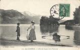 Haute Savoie- Lac D´Annecy -L´Ile Des Cygnes Et La Tournette. - Non Classificati