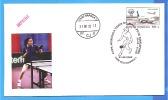 World Cup Table Tennis Girls, Singapore ROMANIA  Cover 2002 - Tenis De Mesa