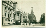 Buenos Aires - Congreso Y Calle Callao - Argentina