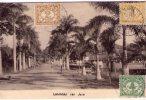 Surinam..Landshap Van Java..Carte Rare..Top Carte - Surinam