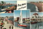 34   PALAVAS LES FLOTS   DIFFERENTS VUES    LE CASINO  LES QUAIS ET LES HOTELS  LES BATEAUX  DE PLAISANCE - Palavas Les Flots