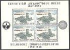 BELGIQUE - Expédition Antartique Belge De 1958 Neuf LUXE - Blocs 1924-1960