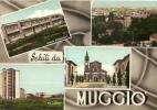 L-MUGGIO-SALUTI DA... VEDUTINE - Milano (Milan)