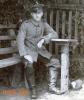 1 CPA - Photo - Kamerad - Dörnitz - Truppenübungsplatz Altengrabow - Magdeburg - - Weltkrieg 1914-18