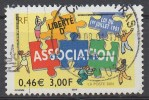 FRANCE  N°3404__OBL VOIR SCAN - Usados