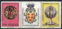 1980 - Italia 1501/02 Stemma Dei Medici, - Francobolli