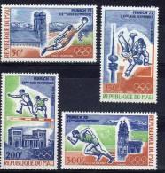 MALI -1972, Jeux Olympiques à Munich, Y&T PA No. 147 - 150,  Neuf **, Lot 41347 - Ete 1972: Munich