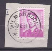 """Fragment Met Nr 1067 Type Marchand  * WILMARSDONK * / 7P """" - 1953-1972 Brillen"""