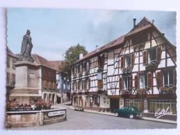 Ribeauvillé - Hotel Restaurant Du Mouton - Ribeauvillé