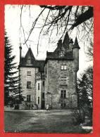 * ROSIERS D´EGLETONS-Château De Maumont-1957(Femme,automobile) - Egletons