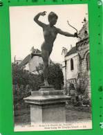 LAON STATUE A LA CHAPELLE DES TEMPLIERS - Laon