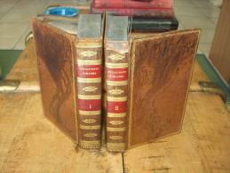 Histoire Des Révolutions Romaines  - VERTOT  - 1822 2 VOLUMES - 1801-1900