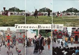 ORIA / Torneo Dei Rioni _ Viaggiata - Brindisi