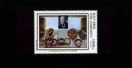 TURKISH CYPRUS - 1994  ANNIVERSARY OF THE DEATH OF FAZIL KUCUK    MINT NH - Nuovi