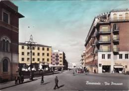 BENEVENTO  /  Via Perasso _ Viaggiata - Benevento