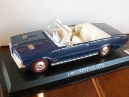 ROAD SIGNATURE - PONTIAC GTO  Senza Scatola Scala 1/43 - Cars & 4-wheels