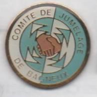 Ville De Bagneux , Comité De Jumelage - Steden