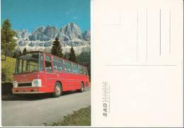 Bus SAD Societa Automobilistica Dolomiti Reisebus / 10879 - Autobus & Pullman