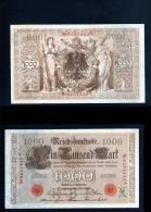 Lotto 11- Banconota Originale, Come Nuova- Deutsches Rèich .21-04-1910 - Altri