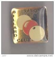 BILLARD *** CLUB SALON DE PROVENCE *** (105-2) - Biljart