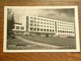 Dobris Sanatorium -  Anno 19?? ( Fotokaart - Zie Foto Voor Details ) !! - Tchéquie