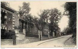 94-VILLENEUVE-Saint- GEORGES-Paysage  De La Rue De L´Etang,,,,, - Villeneuve Saint Georges