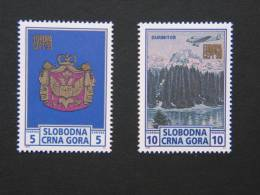 Europe (1999) MNH - Montenegro