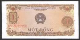 Vietnam - 1 Dong  Ungebraucht / Mint (m186) - Vietnam